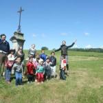 Víkendové aktivity pro děti a mládež z lokalit Ralsko a Slaný 2016