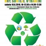 V sobotu 18.6. proběhne ve Slaném další volnočasový program.