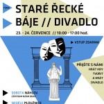 Starořecký divadelní víkend v Ralsku - 23./24.7.