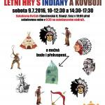Prázdninový program ve Slaném už tuto sobotu