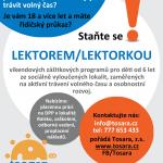 Hledáme lektor/ky volnočasových programů pro děti v Ralsku