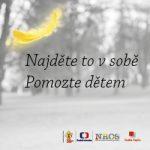 Sbírkový projekt Pomozte dětem odstartoval výroční 20. ročník - o podporu se uchází i Tosara