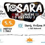 V sobotu 5.5. proběhne další volnočasový program ve Slaném