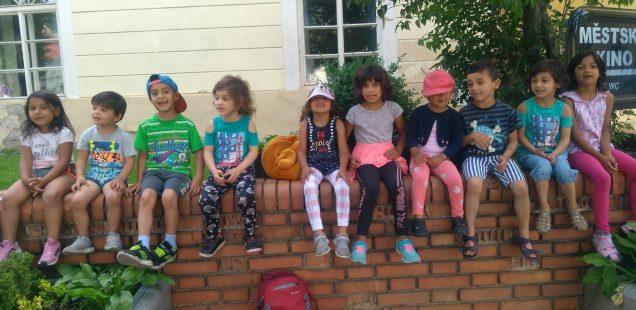 Podpora školní úspěšnosti dětí ve Slaném - Pomozte dětem 2018/2019