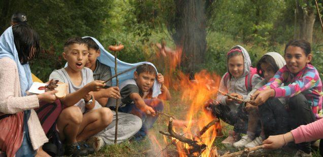 Rozvojové volnočasovky pro děti ve Slaném (Víkendové aktivity pro děti a mládež z lokalit Slaný a Kladno)