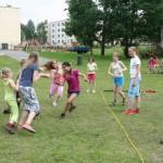 Víkendové a prázdninové aktivity pro děti a mládež z lokality Ploužnice - 2013