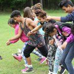Víkendové aktivity pro děti a mládež z lokalit Ralsko a Slaný 2018