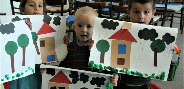 Cesty k trvalé změně vzdělávání dětí ze znevýhodněného prostředí ve Slaném